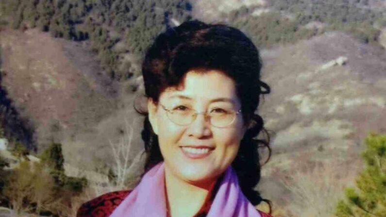 차이샤(蔡夏) 중국 공산당 중앙당교 퇴직 교수.   트위터 사진