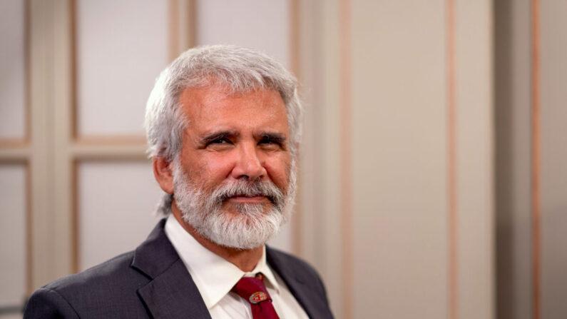 메신저 리보핵산( mRNA) 기술 개발에 참여한 것으로 알려진 로버트 말론 박사   에포크타임스