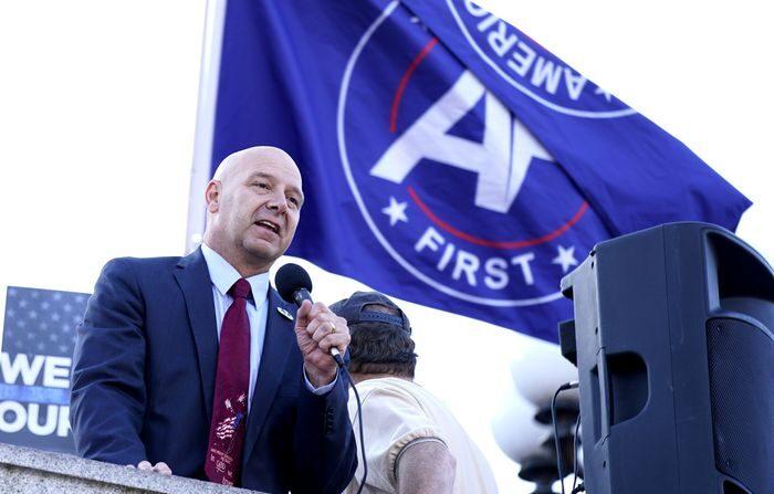 더그 마스트리아노 미국 펜실베이니아주 공화당 상원 의원   AP/ 연합