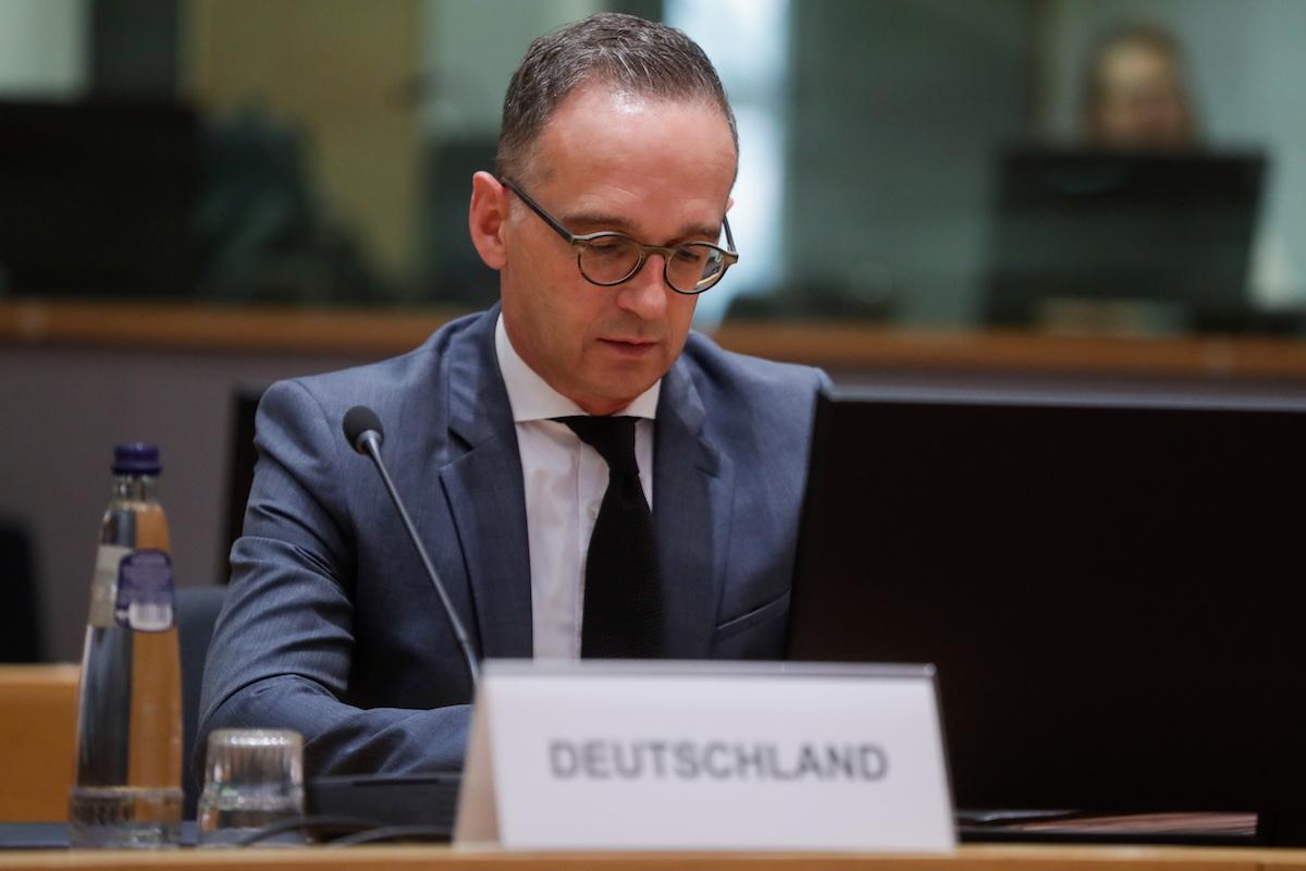 """독일, 중국 '백신 외교' 비판…""""정치적 요구 분명"""""""