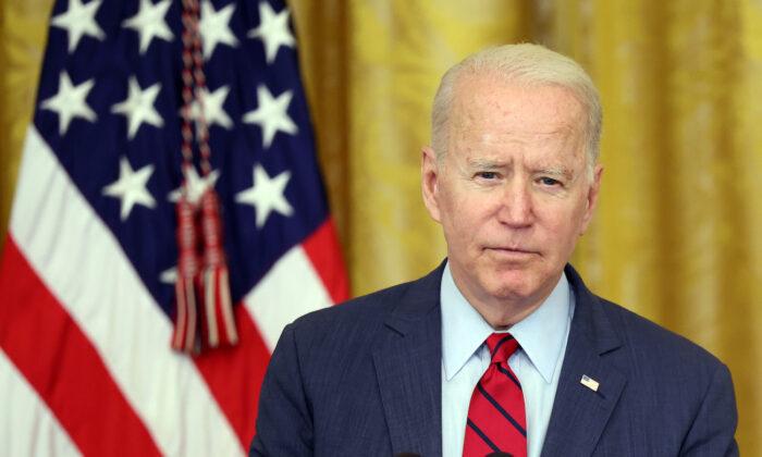 조 바이든 미국 대통령. 2021.6.24   Kevin Dietsch/Getty Images