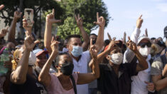 """""""쿠바, 반정부 시위 진화하려 중국 기술로 인터넷 차단"""""""