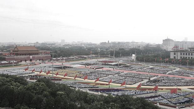 중국 공산당 창당 100주년 기념 행사 | 방송 화면 캡처