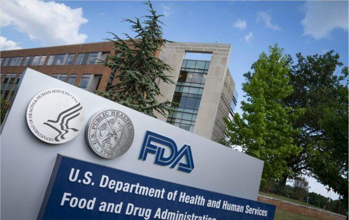 미국 식품의약국(FDA)   게티이미지·AFP/연합