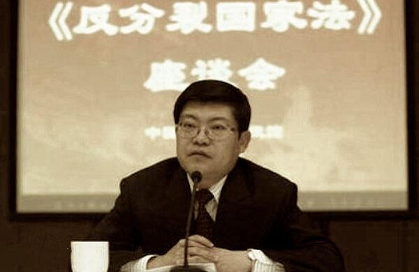 리빈(李濱) 전 중국 대사. 귀국 후 한국 측 스파이 활동으로 처벌을 받으면서 사실상 이중첩자 노릇을 해왔음이 드러났다. | 바이두