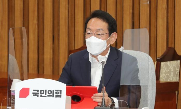 김도읍 국민의힘 정책위의장 | 국민의힘 제공