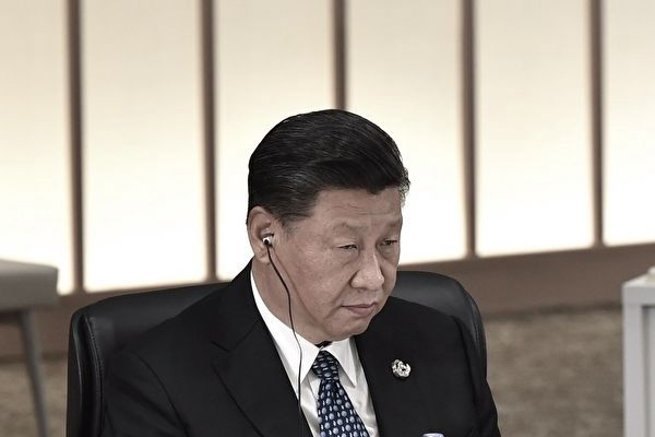 시진핑 중국 공산당 총서기 겸 중국 국가주석. 중국은  직제상 당직이 정무직에 우선한다.   Pool/Getty Images
