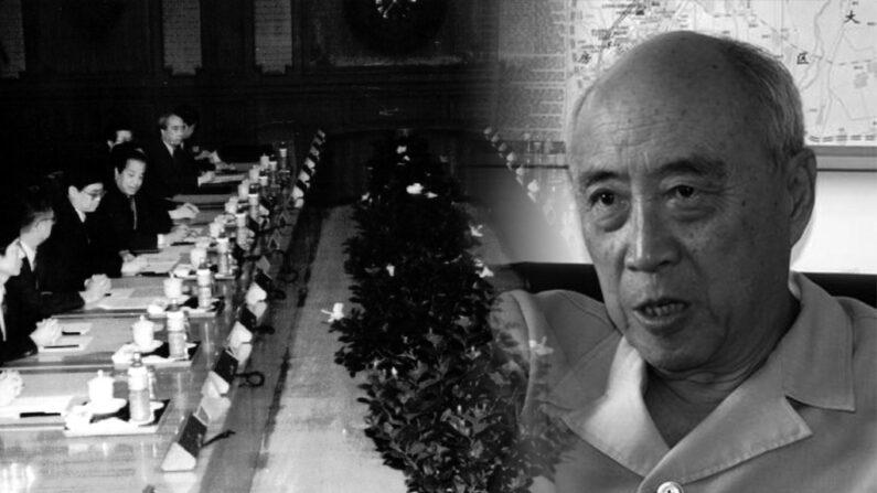 중국의 1세대 한반도 전문가 장팅옌은 한중수교 실무에 참여했으며 초대 주한 중국대사를 맡았다. | 연합뉴스 사진 합성