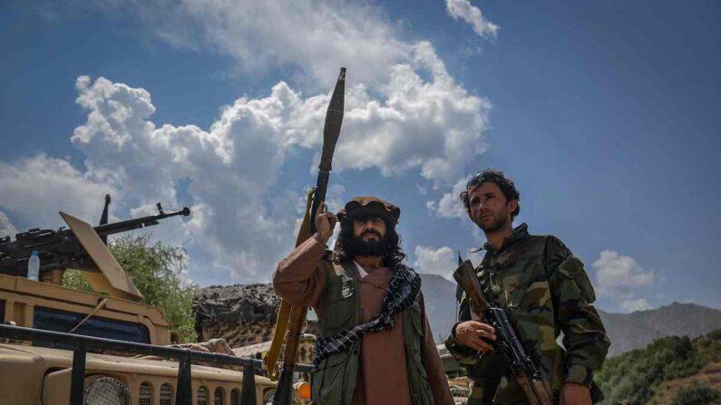 탈레반 테러리스트들 | 연합뉴스