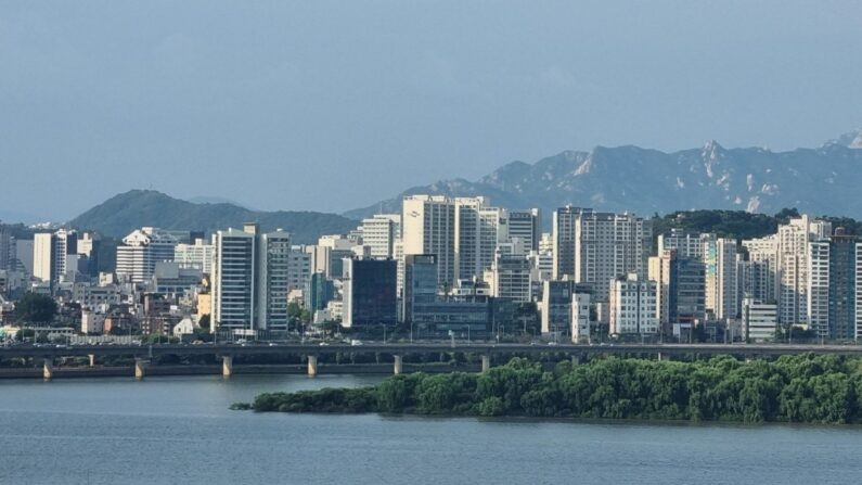 서울 아파트 전경ㅣ에포크타임스