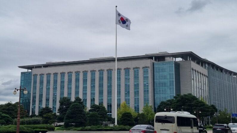 국회의원회관 모습ㅣ에포크타임스