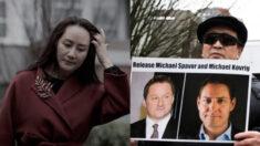 캐나다, 멍완저우 연금해제…중국은 '간첩혐의' 캐나다인 2명 석방