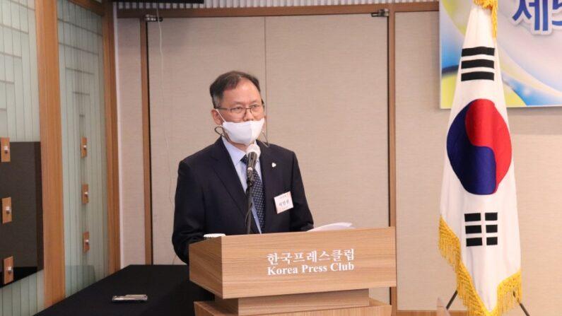 서양원 한국신문방송편집인협회 회장ㅣ협회 제공