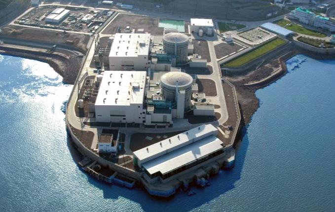 중국 장쑤성의 톈완(田灣) 원자력발전소 6호기 | 바이두