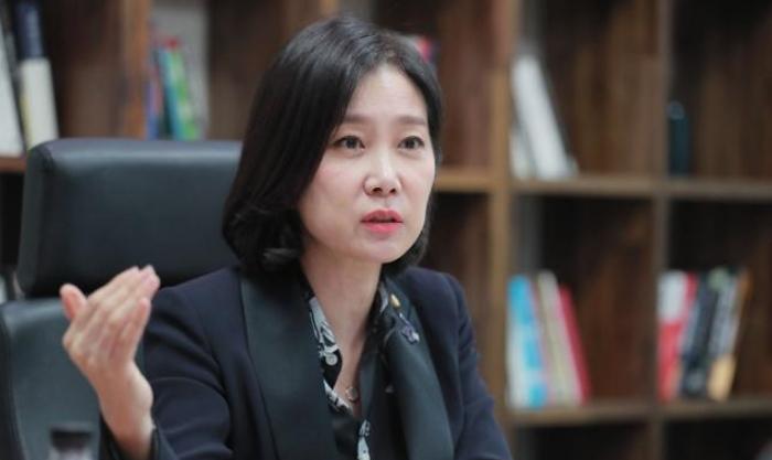 허은아 국민의힘 수석 대변인   허은아 의원실 제공