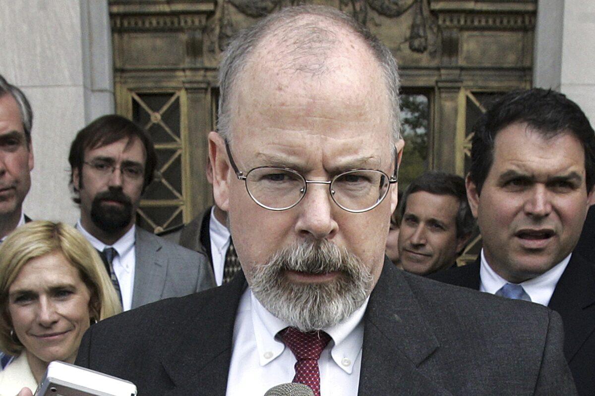 2016년 美민주당 대선 캠프 변호사, 허위 진술 혐의로 기소