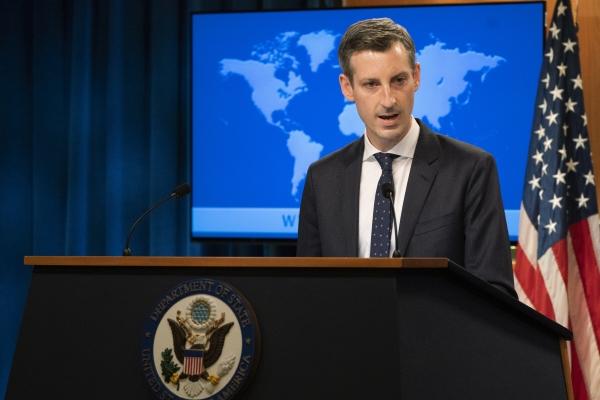 네드 프라이스 미 국무부 대변인 | AP/연합뉴스