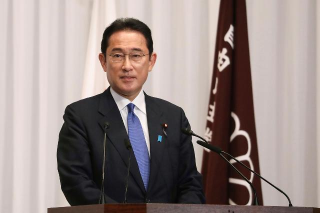 기시다 후미오(岸田文雄·64) 일본 총리   연합