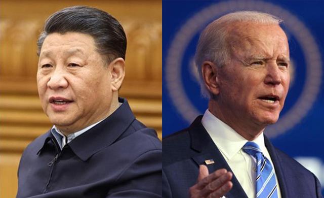 시진핑 중국 공산당 총서기(좌)와 조 바이든 미국 대통령(우) | 연합뉴스