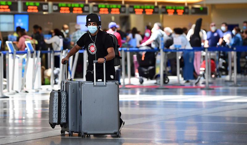 미국, 다음달 8일부터 외국인 입국객에 '백신 여권' 요구