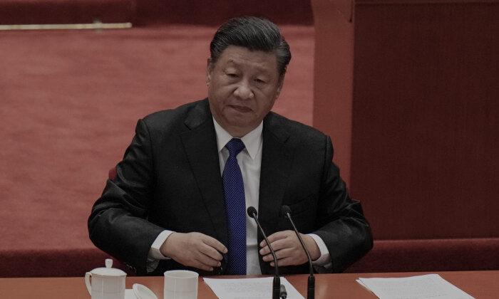 시진핑 중국 공산당 총서기 겸 중국 국가주석 | Andy Wong/AP/연합