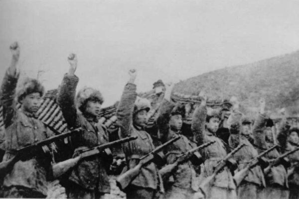 한국전쟁 당시 투입된 중국 공산당 인민해방군   위키피디아