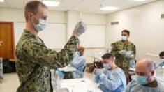 美 해군, 백신 접종 거부자 강제전역에 재정 불이익까지