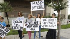 """""""학부모 반대시위, 테러 취급해달라"""" 美 교육위, 바이든에 서한"""