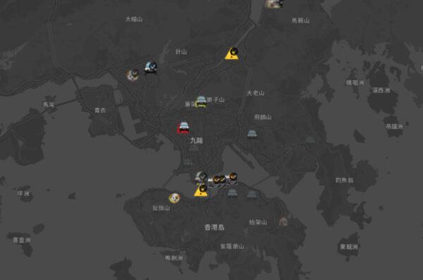 hkmap.live Screen Shot 2019-10-09 at 1.21.21 PM