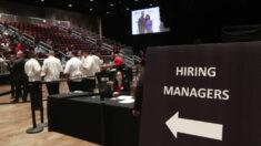 미국 경제, 일자리 140만개 추가하며 8월 실업률 8.4%로 감소