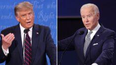 혹평 속 끝난 미 대선 1차 TV토론…트럼프·바이든, 서로 승리 주장
