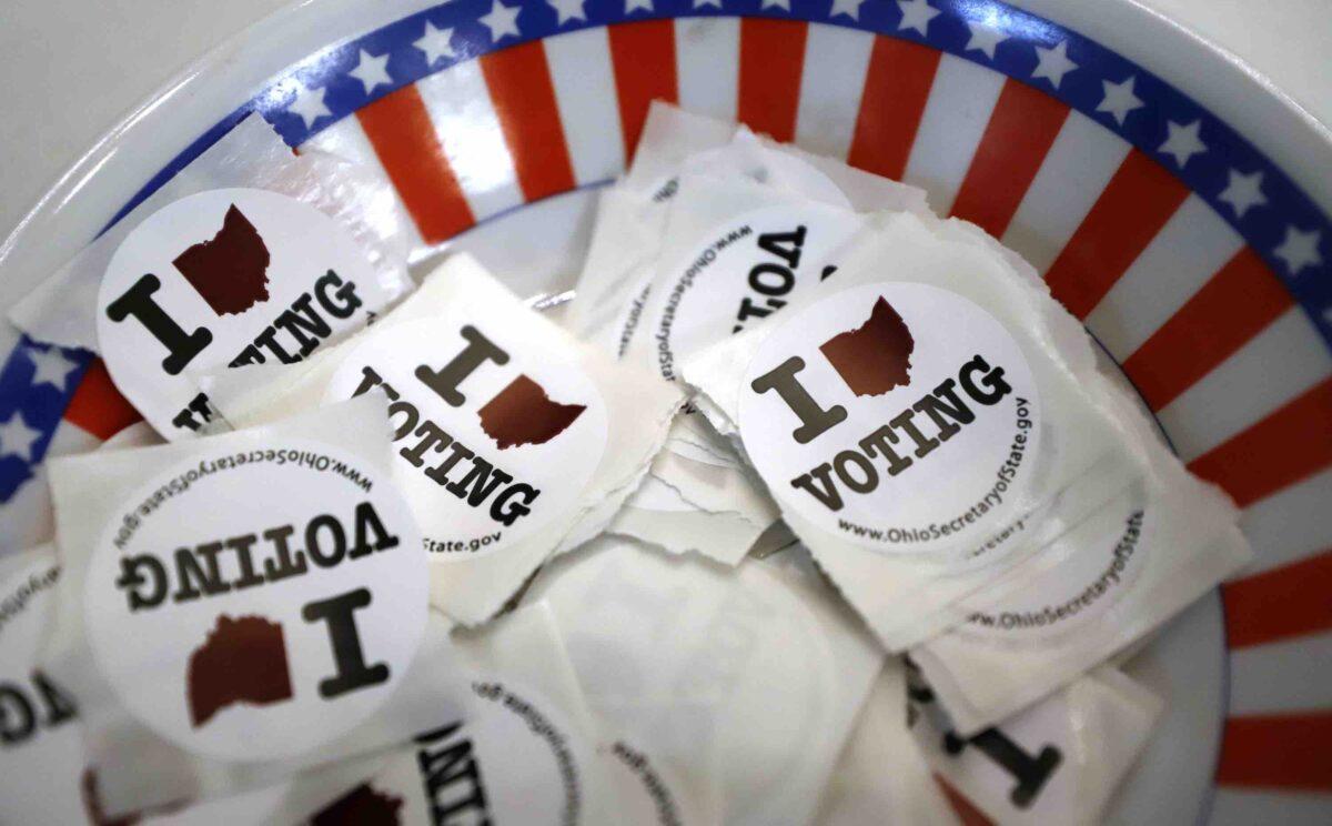 Ohio voting