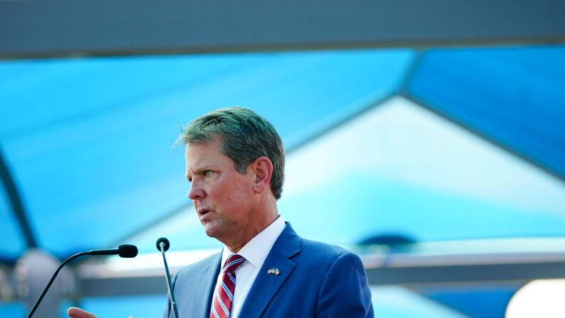 브라이언 켐프 조지아 주지사 | Elijah Nouvelage/Getty Images