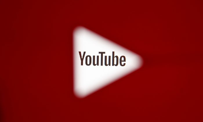 The YouTube logo | Reuters/Dado Ruvic/Ilustration