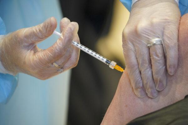 Virus Outbreak Italy Vaccine
