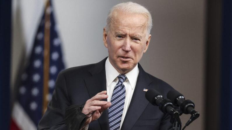 조 바이든 미국 대통령 | Oliver Contreras/Sipa USA