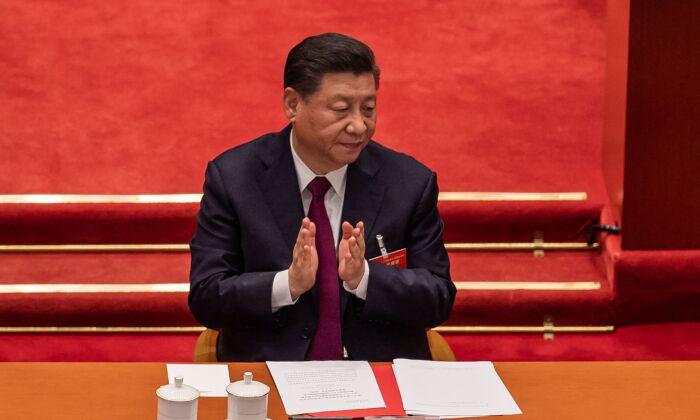 시진핑 중국 공산당 총서기 | Nicolas Asfouri/AFP via Getty Images/연합