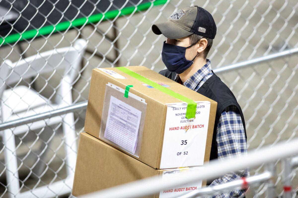 애리조나 선거 감사 '엔드 게임'...투표지 진위 확인, 26일 마무리
