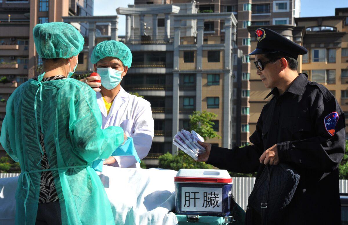 TAIWAN-CHINA-POLITICS-SECT-FALUNGONG