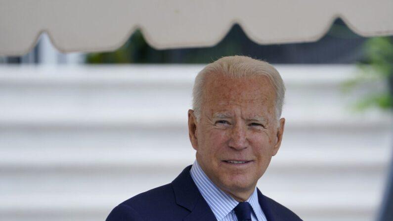 조 바이든 미국 대통령. 2021.7.16 | Susan Walsh/AP Photo/연합